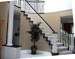 Stair Railing Ideas Home. Perfect Modern Stair Railing Home ... Stairway Wrought Iron Balusters Custom Wrought Iron Railings Home Depot Interior Exterior Stairways The Type And The Composition Of Stair Spindles House Exterior Glass Railings Raingclearlightgensafetytempered Custom Handrails Custmadecom Railing Baluster Store Oak Banister Rails Sale Neauiccom Best 25 Handrail Ideas On Pinterest Stair Painted Banister Remodel