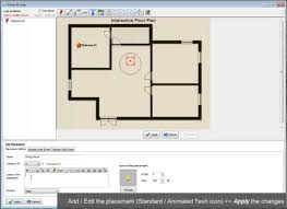 How To Make A Floor Plan On The Computer by Create A Clickable Interactive Floor Plan Map From A Custom Image