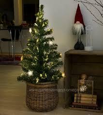 led fiberoptik weihnachtsbaum 90cm grün deko weihnachtsbaum