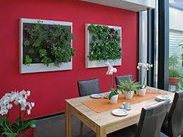 dschungel fürs wohnzimmer pflanzen ersetzen die tapete