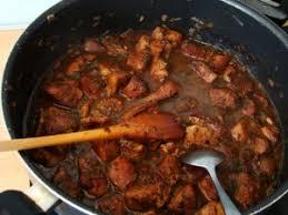 recette de ragoût de porc antillais recettes diététiques