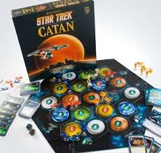 Settlers Of Catan Star Trek Board Game Cool Christmas For All The Family