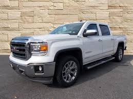 Certified Pre-Owned 2014 GMC Sierra 1500 SLT Crew Cab Pickup In ... Used 2014 Gmc Sierra 2500hd Denali Crew Cab Short Box Dave Smith Bbc Motsports 1500 Base Preowned Slt 4d In Mandeville Best Truck Bedliner For 42017 W 66 Bed Columbia Tn Nashville Murfreesboro Regular Top Speed Crew Cab 4wd 1435 At Landers Extang Trifecta Tool 2500 Hd V8 6 Ext47455 My New All Terrain Crew Cab Trucks Sle Evansville In 26530206 Light Duty 060 Mph Matchup Solo And With Boat