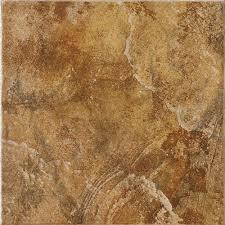 American Marazzi Tile Denver by Marazzi Imperial Slate 12 In X 12 In Black Ceramic Floor And