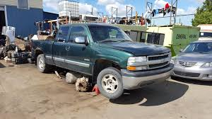 100 Chevy Silverado Truck Parts 2002 CHEVY SILVERADO Parts Auto Wrecker Used Auto Parts