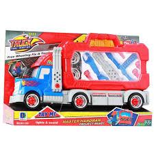Jual Mainan Anak Truck Tools Master Optimus Mainan TukangTukangan Di ...