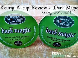Green Mountain Pumpkin Spice K Cups by Keurig K Cup Coffee Review Dark Magic
