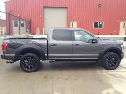 2017 Roush Lariat Need Front License Plate Mounted - Ford F150 Forum ... 2016 Ford F150 Roush Phase 2 Sc 2017 Lariat Need Front License Plate Mounted Forum Roushs 650 Horse Amazes Truck Fans At Sema Review Performance 2018 F250 Super Duty 2014 Roush Rt570 Truck Fx4 570hp Supercharged Ford F 150 14 Raptor New Raptor And Supercharged Offroad Like Custom 590hp Youtube Nitemare 600hp For Sale 060 In Arrives With 600 Hp
