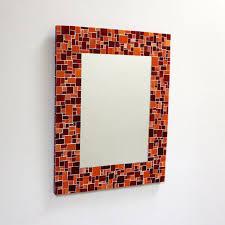 Brown Mosaic Bathroom Mirror by 14 Best Mosaic Mirrors Images On Pinterest Mosaic Mirrors