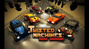 100 Car Truck Games Twisted Machines Road Warrior Monster Game For Kids
