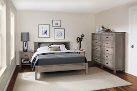Bennett Bedroom Collection In Shell Finish By RB Modern