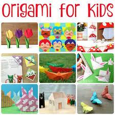 Easy Origami Bear