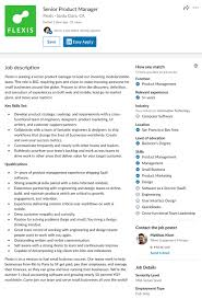 Job Seekers And Companies On LinkedIn Can Now Instantly See ... Build A Resume From Lkedin Mplate Standard Professional Assistant The Collaboration Between Microsoft And There Are Two Ways To Print Your Linkedin Profilejoe Hertvik Beautiful How Post On Atclgrain Import Your Profile David Use Effectively During Job Search Adding To Upload My Put Awesome Free Download 53 Future Of Work Write A Resume For Chaing Job Market Add In 2018