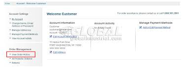 You Can Sort And Search Orders By Keyword Order Number Item Manufacturer Part PO Shipping Address Status Date Range
