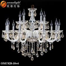 New Led Patriot Lighting Products Material Parts For Chandeliers
