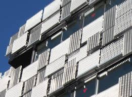 100 Apartments In Yokohama Delis Terior Exterior Kengo Kuma