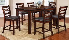 Mango Pub Table & 4 Chairs