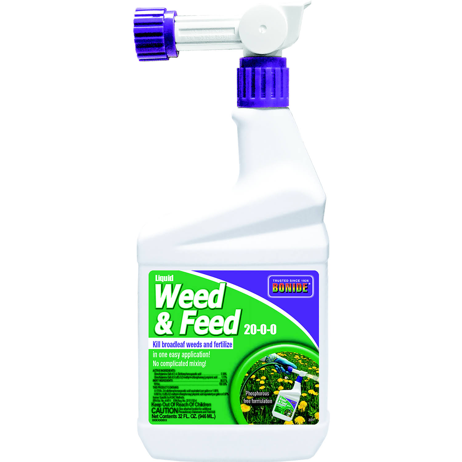 Bonide Chemical RTS Weed and Feed Control - 32oz