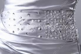 elegance silver satin strapless trumpet mermaid wedding dresses