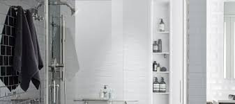 Kohler Villager Bathtub Weight by Shower Walls Showering Bathroom Kohler