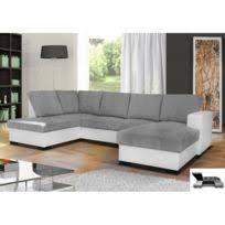 canap d angle 9 places meublesline canapé d angle 9 places oara gris moderne 335cm x 85cm