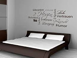 grazdesign wandtattoo deko schlafzimmer ideen wandtattoos