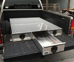 BB48 3LP Series Truck Bed Tool Box 3 Drawer 48