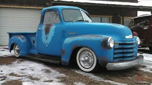 1951 Chevy 5 Window Pickup, Kustom, Oldschool, Hot Rod, Rat Rod ...