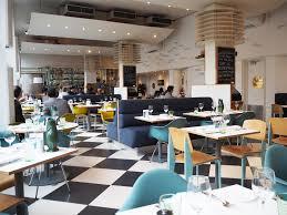 100 Kensington Place Notting Hill Weekend Brunch Menu Review