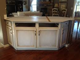 Cheap Diy Kitchen Island Ideas by Decorating Diy Butcher Block Island For Enchanting Kitchen