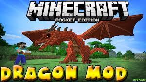 mod Driveable Dragon Addon 0 17 0  Minecraft PE