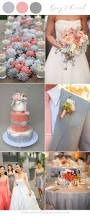 Coral Color Decorations For Wedding by Top 25 Best Coral Grey Weddings Ideas On Pinterest Coral