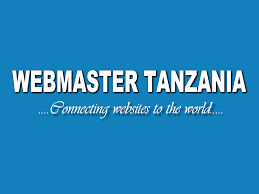 Webmaster by Webmaster Tanzania Hosting Design Domain Registration