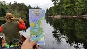 Bog River Flow to Oswagatchie Traverse – Adirondack Canoe Hammock