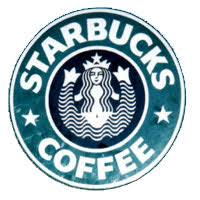 Second Starbucks Logo 1987 To 1992