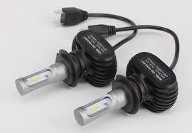 s1 yy h4 csp led h7 h11 h8 h1 h3 9005 9006 car headlight kit 50w