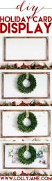 Fortunoff Christmas Trees 2015 by Best 25 Christmas Card Holders Ideas Only On Pinterest