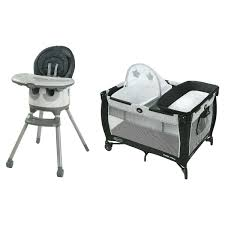 Graco 2-piece Bundle, Floor2Table 7-in-1 Highchair, Atwood And Pack 'N Play  Care Suite Playard, Zagg How Cold Is Too For A Baby To Go Outside Motherly Costway Green 3 In 1 Baby High Chair Convertible Table Seat Booster Toddler Feeding Highchair Cnection Recall Vivo Isofix Car Children Ben From 936 Kg Group 123 Black Bib Restaurant Style Wooden Chairs For The Best Travel Compared Can Grow With Me Music My First Love By Icoo Plastic With Buy Tables Attachconnected Chairplastic Moulded Product On