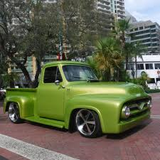100 F100 Ford Truck 1954 Used Pro Touring Resto Mod At Choice Auto Brokers