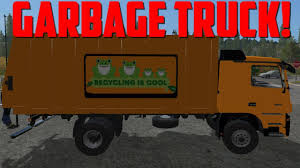 Farming Simulator 17 Mod Spotlight GARBAGE TRUCK! - YouTube Trash Pack Sewer Truck Playset Vs Angry Birds Minions Play Doh Toy Garbage Trucks Of The City San Diego Ccc Let2 Pakmor Rear Ocean Public Worksbroyhill Load And Pack Beach Garbage Truck6 Heil Mini Loader Kids Trash Video With Ryan Hickman Youtube Wasted In Washington A Blog About Truck Page 7 Simulator 2011 Gameplay Hd Matchbox Tonka Front Factory For Toddlers Fire Teaching Patterns Learning