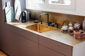 kontrastreicher stil in der küche das einfamilienhaus