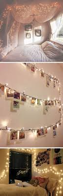 13 Ways To Use Fairy Lights Make Your Home Look Magical