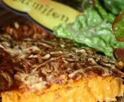 cuisiner les bolets gratin aux saveurs d automne potiron et bolets recette de gratin