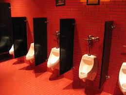 Conga Room La Live by The Urinals Of Conga Room