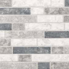 A17102 Peel And Stick Backsplash Tile Borders Removable Backsplash For Kitchen Bathroom Set Of 10 124