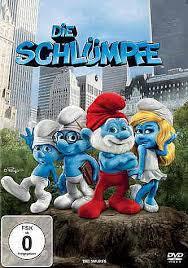 Filmplakat Die Schlumpfe 2011