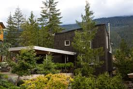 100 Whistler Tree House Studio 531 Architects