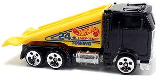 Ramp Truck – 79mm – 1991 - 2001 | Hot Wheels Newsletter Tow Truck 6574395 Mattel Hot Wheels Haulers Over The Road Trucks Vintage 1994 Hotwheels Car Lift Tow Truck Mainan Game Alat Hot Wheels Red Line 6450 Tow Truck Green Jual Rlc Rewards Series Heavys Di Lapak J And Toys Matchbox Mbx Urban How To Make A Hot Wheels Custom Rust Como Introduces The Larry Wooddesigned Steam Punk Ramblin Wrecker Larrys 24 Hr Towing Chevy 1983 Rig Steves Die Cast Toy Capital Diecast Garage 1970 Heavyweight Mrsenctvts Amazing Customs Pinoy Pride Kombi And