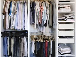 1 Closet by Streamline Your Wardrobe With These Essential Tips Closet Clean Out