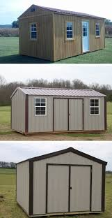 12x16 Barn Storage Shed Plans by Portable Barns U0026 Buildings Mountain View Construction